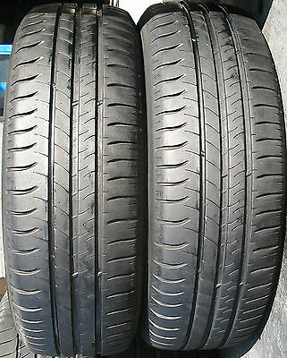 Coppia Pneumatici Gomme Usate Michelin 185/65 R15 88T Dot 1613*