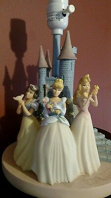 Disney Princesses and The Magical Castle Lamp