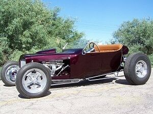 1923 Ford Model T Custom Interior 1923 Ford Lakes Roadster