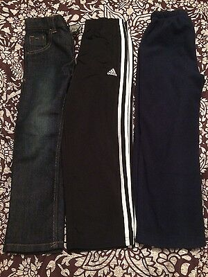 Boys trousers 5-6 years 3pairs