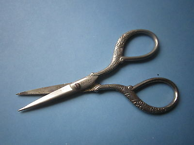 Vintage Embroidery / Sewing Scissors
