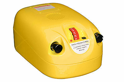 Reinforced 12 V Electric Air Pump for Inflatable Boats, Kite, SUP