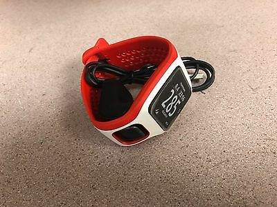 Tomtom Multisport Cardio Gps Watch Heart Rate Monitor In-Built Wrist Hr Monitor