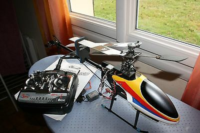 helico 450 complet