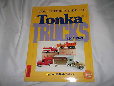 Tonka Toy Collector'S Guide 1947-1963