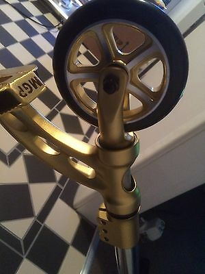 mgp gold edition scooter
