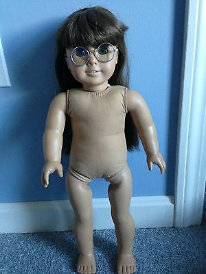 American Girl Molly Doll, Pleasant Co., Vintage/Retired, With Glasses