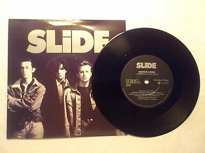 """Slide - Why Is It A Crime - 7"""" Single"""