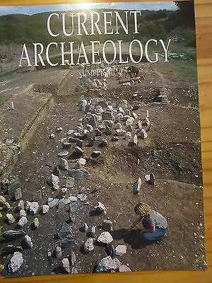 CURRENT ARCHAEOLOGY MAGAZINE 1999 161 Isle of May Orkney Castell Henllys