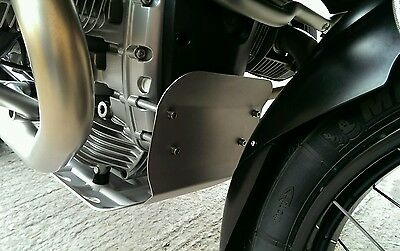 Bmw r1200gs and gsa 2004-2012 engine guard crud catcher choice of three finishes