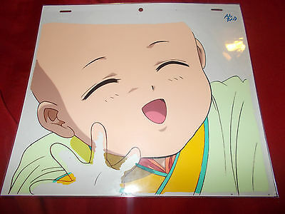 Fushigi Yuugi Yugi The Mysterious Play Anime Cel of Boshin Hotohori's son