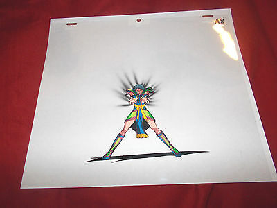 Fushigi Yuugi Yugi The Mysterious Play Anime production Cel of Yousui Tamahome