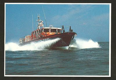 Postcard Mumbles Lifeboat ETHEL ANNE MEASURES  47-005   O.N.1096