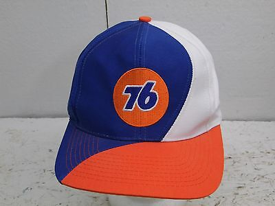Union 76 Unocal Gas Station Oil Racing Vintage Snap Back Hat