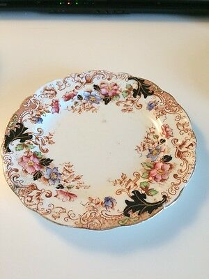 Queens China Side Plate