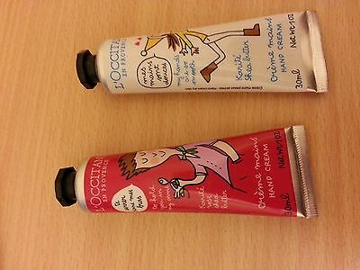 L'OCCITANE 20% Shea Butter Hand Creams -  two 30ml tubes