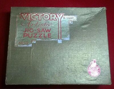 Victory Artistic gold box wooden jig-saw 300 pieces - Nebuchadnezzer (98)