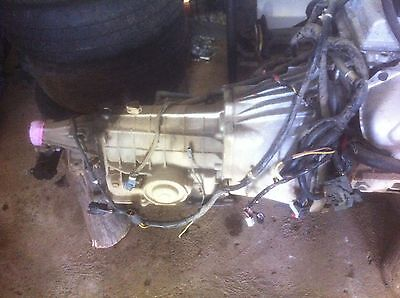 Ford falcon bf transmission, auto gearbox