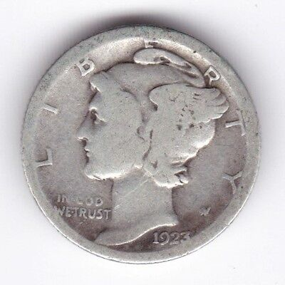 1923 S United States One Dime***Collectors***