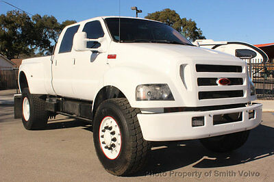 2006 Ford F-550  2006 Ford F-650 Super Duty 1 of a kind No Expense Spared Celebrity Build