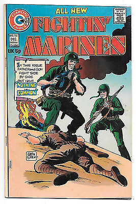 Fightin' Marines #115 (Charlton 1973) vf 8.0