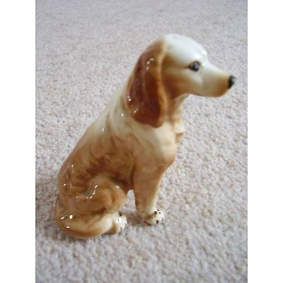 Collectable Porcelain dog ornament-figure