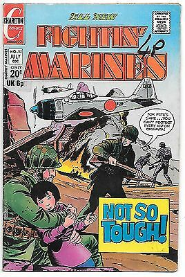 Fightin' Marines #112 (Charlton 1973) fn-vf 7.0