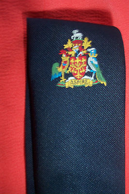 no 1 OFFICIAL CHESTERFIELD TOWN COUNCIL TIE for UNIFORM  TRANSPORT MUNICIPAL etc