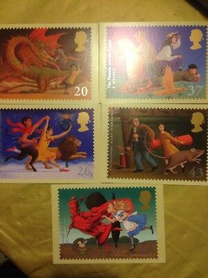 GB - PHQ Cards 1998 Magical Worlds (a042)