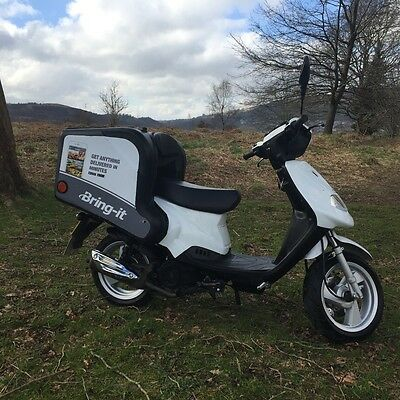 TGB 125cc Delivery Scooter