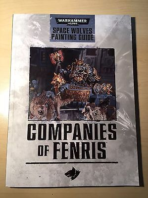 Warhammer 40k Space Wolves Painting Guide - Companies Of Fenris