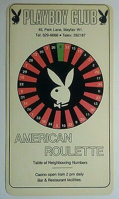 Playboy Casino: Roulette Neighbours card