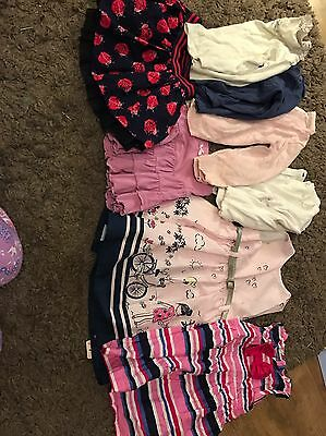 Bundle Girls Clothes 1-2 Years