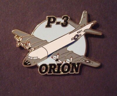 P-3 ORION  AIRPLANE hat pin lapel pin