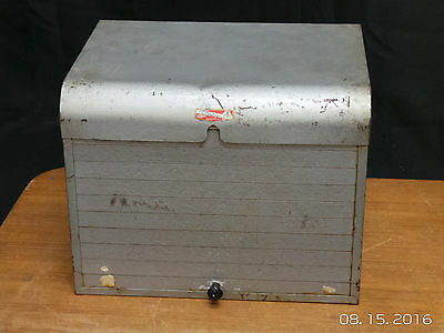 Brumberger Steel Industrial Cabinet Dark Room Photo Paper Safe - Free Shipping