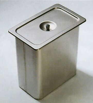 Water tanker to Wamsler Cooker K138 with stainless steel Lid