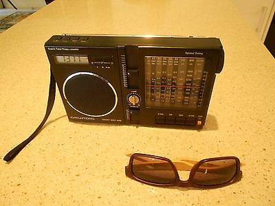 Grundig Yacht Boy 450 Multi-Band Vintage 1982 Radio.