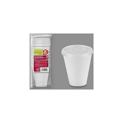 H) Vaso Termo Con Tapa 200Cc., Best Products, 8Uds.