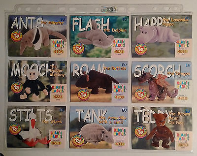 Beanie Babies Collector's Cards Series 2 1999