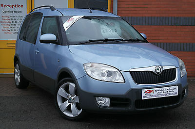Skoda Roomster, 1.9TDI PD Scout  **FINANCE AVAILABLE**