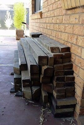 Used timber - various lengths and sizes - recycled wood