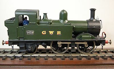 O Gauge Kit Built Model GWR Collett 0-4-2 Tank Locomotive