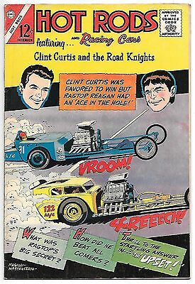 Hot Rods and Racing Cars #77 (1965) vf 8.0 Jack Keller art