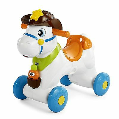 * Brand New Chicco Electronic Rodeo  Ride On Toy Horse ( pre-school) *