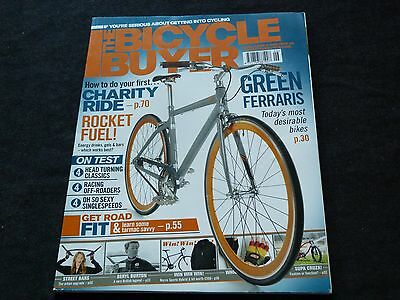 The Bicycle Buyer Magazine Issue No 6 Aug/Sep 09