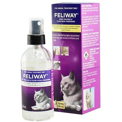 Feliway Spray for Cats - 60ml-PL