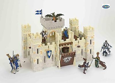 New and boxed Papo Knights Castle