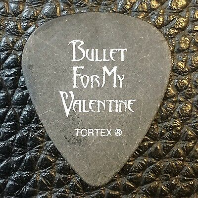 Guitar Pick - Bullet For My Valentine - Real Tour Guitar Pick