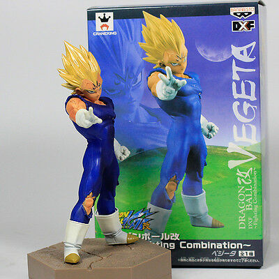 Majin Vegeta Combination Dragonball Dragon Ball Z Super Saiyajin Figur NEU OVP