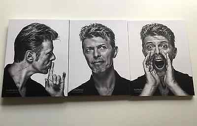 DAVID BOWIE ART COLLECTION - SOTHEBY'S  AUCTION CATALOGUES - 1,2,3 brand new uk